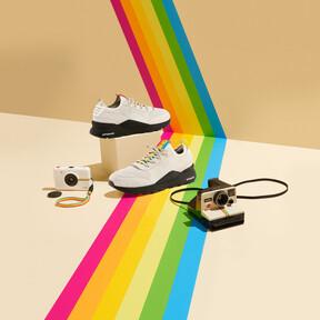 Thumbnail 8 of PUMA x POLAROID RS-0 Sneakers, Marshmallow-Puma Black, medium