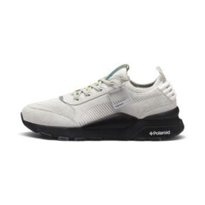 Thumbnail 1 of PUMA x POLAROID RS-0 Sneakers, Marshmallow-Puma Black, medium