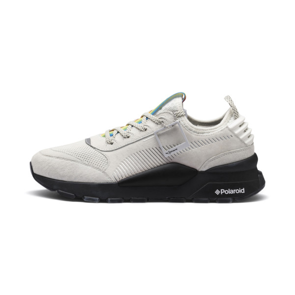 huge discount 54bc2 49ede PUMA x POLAROID RS-0 Sneakers, Marshmallow-Puma Black, large