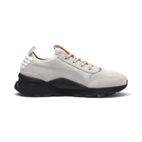 Thumbnail 5 of PUMA x POLAROID RS-0 Sneakers, Marshmallow-Puma Black, medium