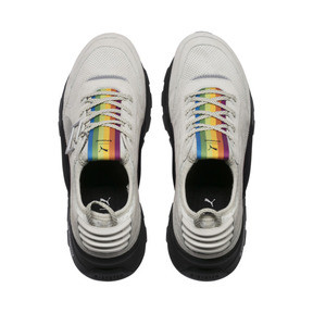 Thumbnail 9 of PUMA x POLAROID RS-0 Sneakers, Marshmallow-Puma Black, medium