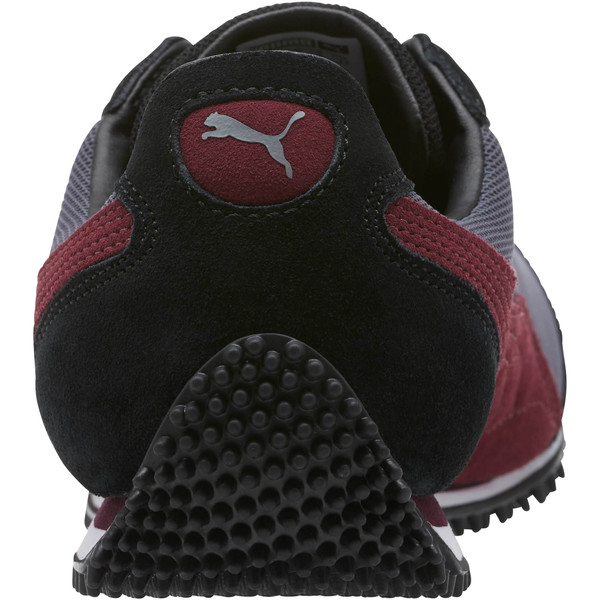 Speeder Mesh Sneakers, QUIET SHADE-Fig-Puma Black, large