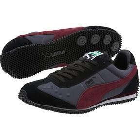 Thumbnail 2 of Speeder Mesh Sneakers, QUIET SHADE-Fig-Puma Black, medium