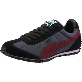 Thumbnail 1 of Speeder Mesh Sneakers, QUIET SHADE-Fig-Puma Black, medium