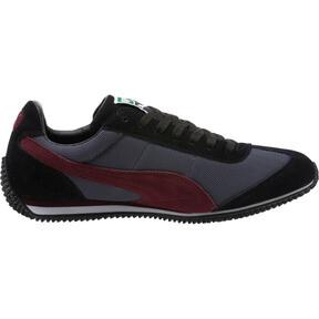 Thumbnail 3 of Speeder Mesh Sneakers, QUIET SHADE-Fig-Puma Black, medium