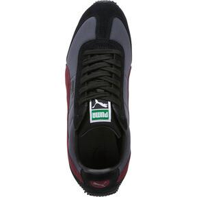 Thumbnail 5 of Speeder Mesh Sneakers, QUIET SHADE-Fig-Puma Black, medium