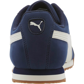 Thumbnail 4 of Roma Smooth Nubuck Sneakers, Peacoat-Whisper White, medium