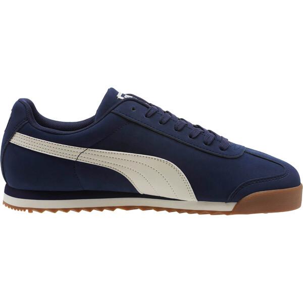 Roma Smooth Nubuck Sneakers, 02, large