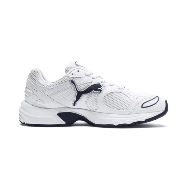 Axis Sneakers, Puma White-Peacoat, large