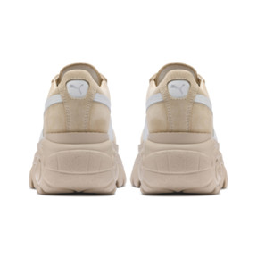 Thumbnail 3 of PUMA x BUFFALO Suede Shoes, Dawn-Puma White, medium