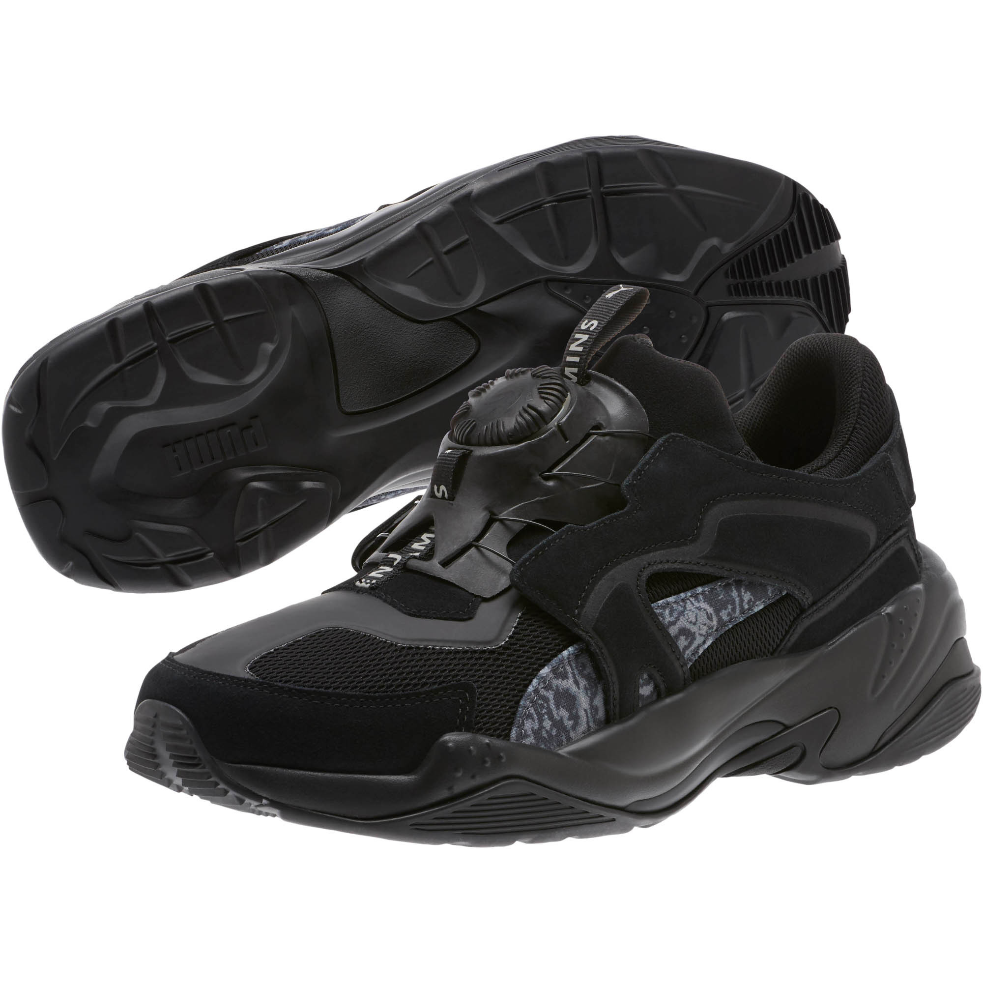 Image Puma PUMA X LES BENJAMINS Thunder Disc Sneakers #2