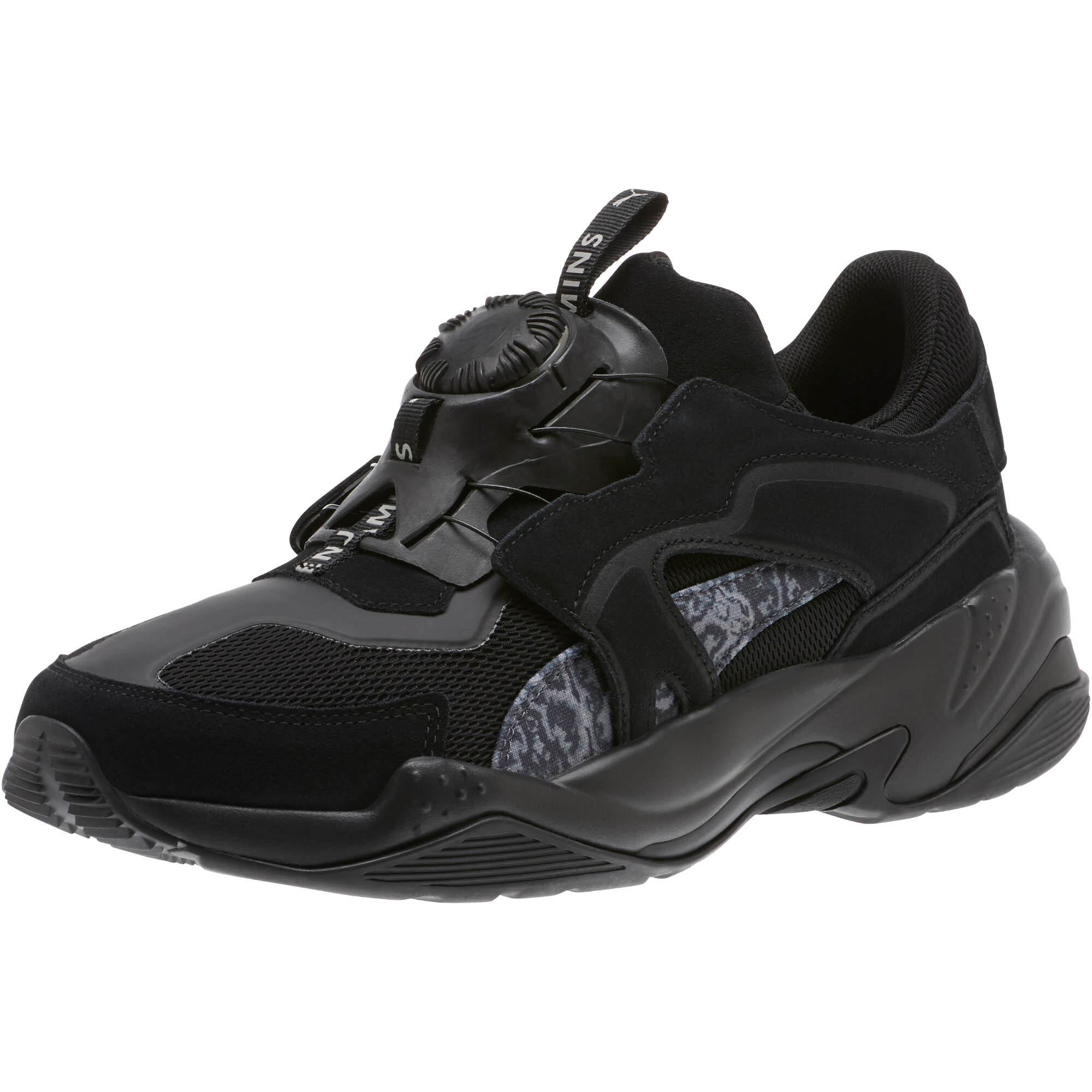 287d2bea5bb PUMA X LES BENJAMINS Thunder Disc Sneakers | 10 - Black | Puma