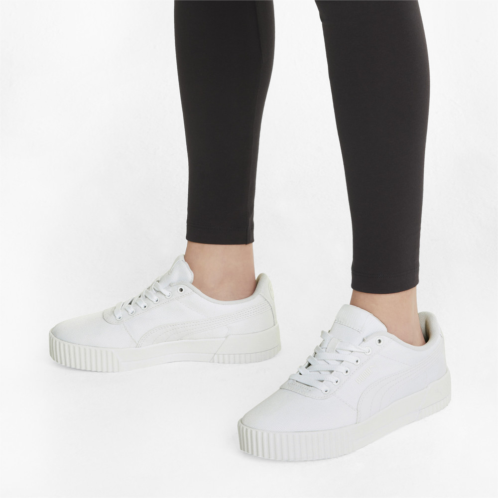 Image PUMA Carina Canvas Women's Sneakers #2