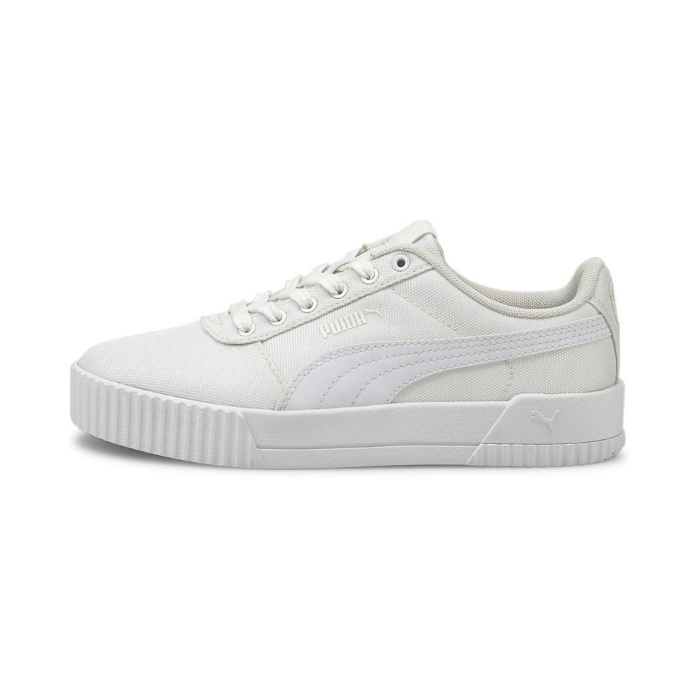 Image PUMA Carina Canvas Women's Sneakers #1