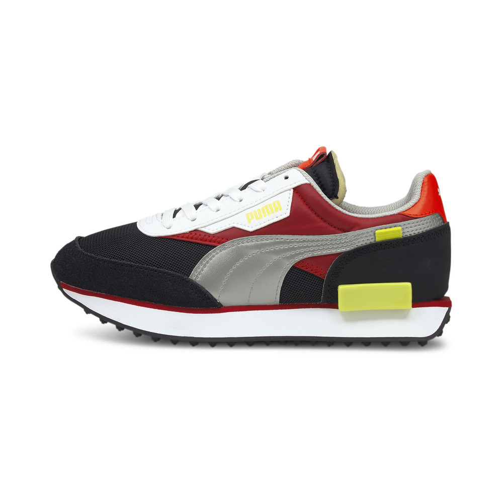 Image PUMA Future Rider Neon Flamme Youth Sneakers #1