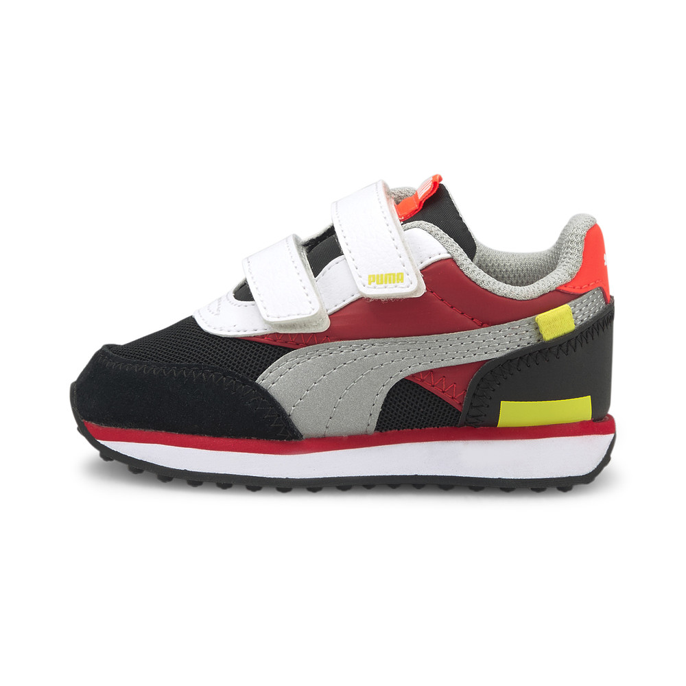 Image PUMA Future Rider Neon Flamme Babies' Sneakers #1