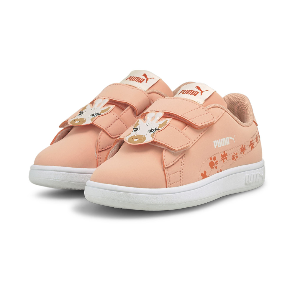 Image PUMA Smash v2 Summer Animals Kids' Sneakers #2
