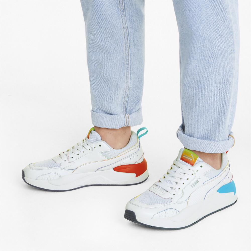 Image PUMA X-Ray² Square Rainbow Sneakers #2