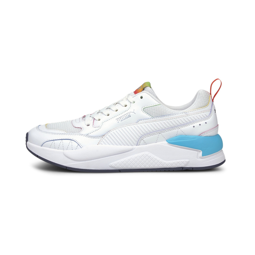 Image PUMA X-Ray² Square Rainbow Sneakers #1