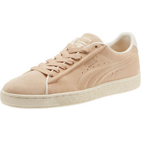Suede Classic Raised Formstrip Sneakers