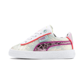 PUMA x SOPHIA WEBSTER Basket Sneakers PS