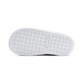 Miniatura 4 de ZapatosPUMA x SOPHIA WEBSTER Basket para niños, Puma White-Pale Pink, mediano