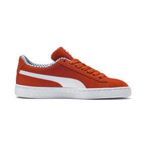 Miniatura 5 de Zapatos deportivosSesame Street 50 Suede para junior, Cherry Tomato-Puma White, mediano