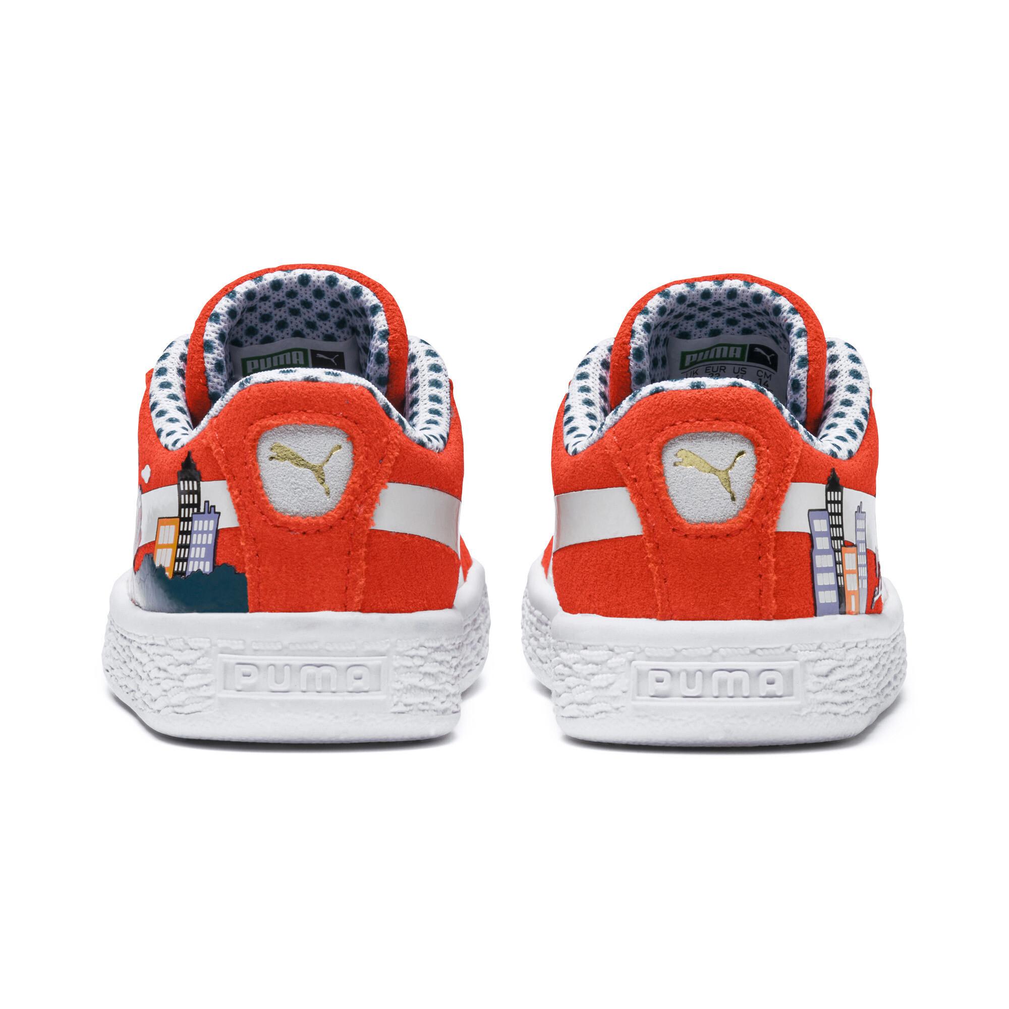 Zapatillas Suede Sesame Street para bebé