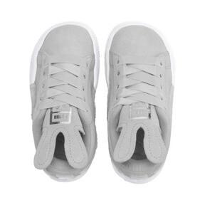 Miniatura 6 de Zapatos Suede Easter AC para bebé, Glacier Gray-Coral Cloud, mediano