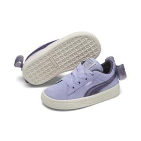 Miniatura 2 de Zapatos Suede Jelly Bow AC para niños, SweetLavender-Indigo-White, mediano