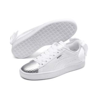 Görüntü Puma Basket Bow Coated Glam Ayakkabı