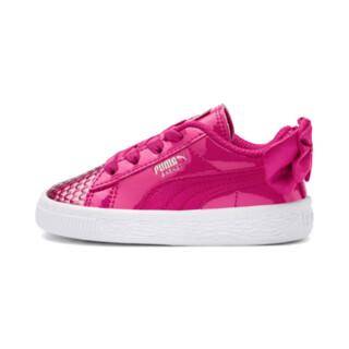 Görüntü Puma Basket Bow Coated Glam Çocuk Ayakkabı