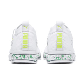 Thumbnail 3 of JAMMING FUSEFIT Chameleon Trainers, Puma White-Irish Green, medium