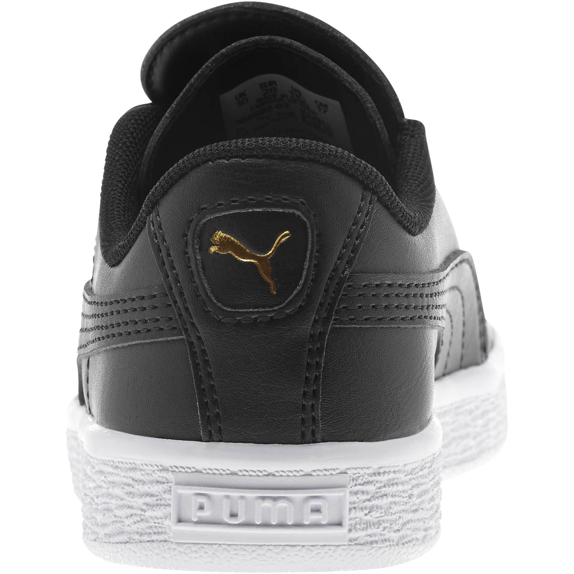 PUMA-Basket-Crush-AC-Little-Kids-039-Shoes-Girls-Shoe-Kids thumbnail 3