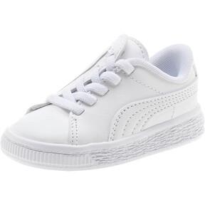 Thumbnail 1 of Basket Crush AC Sneakers INF, Puma White-Puma Silver, medium