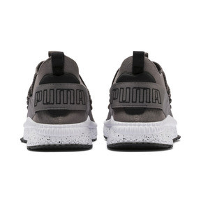 Thumbnail 4 of Tsugi Kai Jun Speckle evoKNIT Trainers, Steel Gray-Puma Black, medium