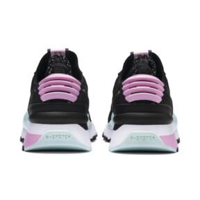 Thumbnail 4 of Basket RS-0 Youth, Puma Black-Pale Pink, medium