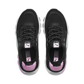 Thumbnail 6 of RS-0 Winter Inj Toys JNR Sneakers, Puma Black-Pale Pink, medium