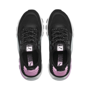 Thumbnail 6 of RS-0 Winter Inj Toys Kids' Trainers, Puma Black-Pale Pink, medium