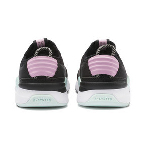 Thumbnail 3 of RS-0 Winter Toys Babies' Trainers, Puma Black-Pale Pink, medium