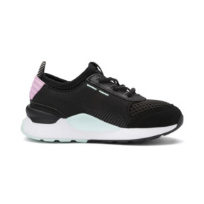 Thumbnail 5 of RS-0 Winter Toys Babies' Trainers, Puma Black-Pale Pink, medium