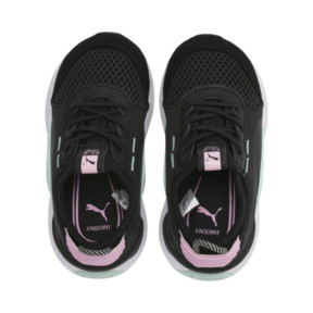 Thumbnail 6 of RS-0 Winter Toys Babies' Trainers, Puma Black-Pale Pink, medium