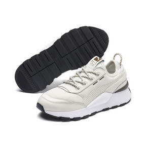 Thumbnail 2 of RS-0 Trophy Youth Trainers, Vaporous Gray-Vaporous Gray, medium