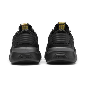 Thumbnail 3 of RS-0 Trophy Kids Sneaker, Puma Black-Puma Black, medium