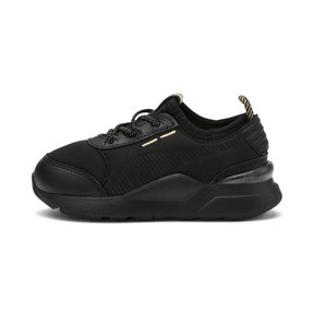 Thumbnail 1 of RS-0 Trophy Babies' Trainers, Puma Black-Puma Black, medium