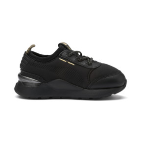 Thumbnail 5 of RS-0 Trophy Babies' Trainers, Puma Black-Puma Black, medium