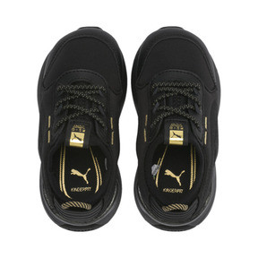 Thumbnail 6 of RS-0 Trophy Babies' Trainers, Puma Black-Puma Black, medium