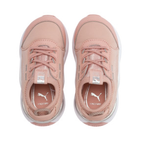 Thumbnail 6 of RS-0 Trophy Babies Sneaker, Peach Bud-Peach Bud, medium