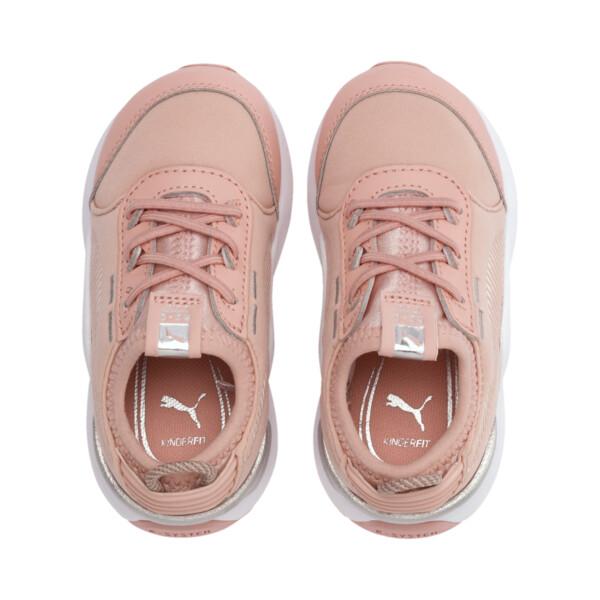 RS-0 Trophy Babies Sneaker, Peach Bud-Peach Bud, large