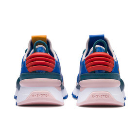 Thumbnail 3 of Sesame Street RS-0 Kids' Trainers, Veiled Rose-Indigo-BlueCoral, medium